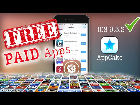 How To Download Install PAID Apps FREE iOS 9.2.1/9.3.3 Jailbreak (AppCake)