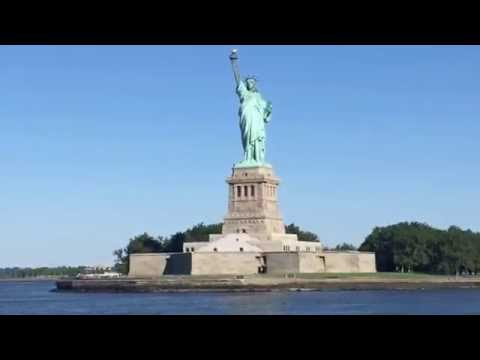 Statue Of Liberty Ferry Ride Highlights - Manhattan To Liberty Island