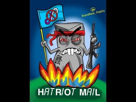 Hatriot Mail: Poetry & Race
