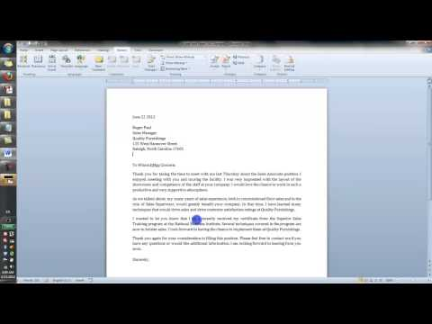 27.4 Accepting and Rejecting all Changes - MS Word (Urdu) - MS Office 2010 Tutorials
