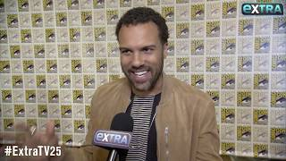 O.T. Fagbenle Teases His 'Black Widow' Character