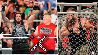 WWE Extreme Rules 15 July 2018 Highlights ! Final Updates ! Live Roman Reigns Bobby Lashley