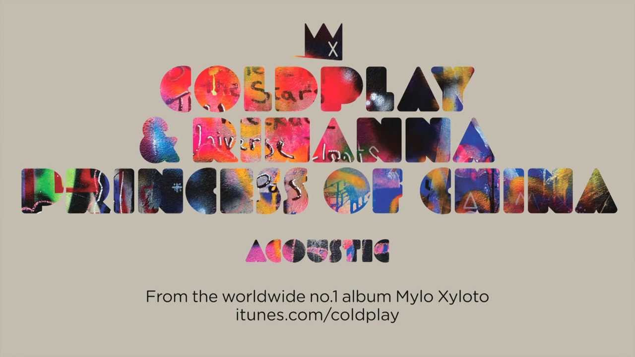 Coldplay & Rihanna - Princess of China (Acoustic)