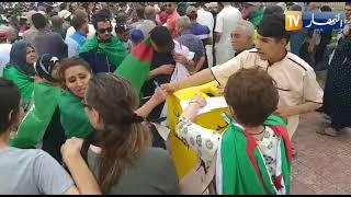 الحراك الشعبي/ صندوق بريد لإدلاء مواطني وهران بصوتهم وإقتراحاتكم السياسية
