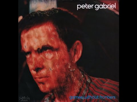 Peter Gabriel - 'Games Without Frontiers' (instrumental demo, 1980)