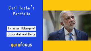 Carl Icahn Adds New and Increases Holdings