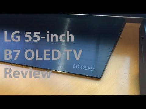 LG B7 55-inch 4K OLED TV Review (OLED55B7A)