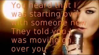 Stronger Kelly Clarkson Lyrics