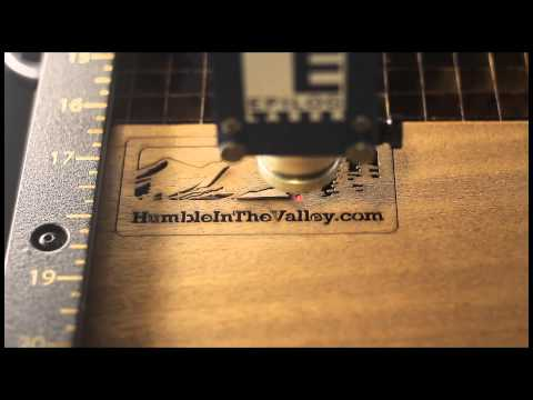 How to Make Wooden Business Cards