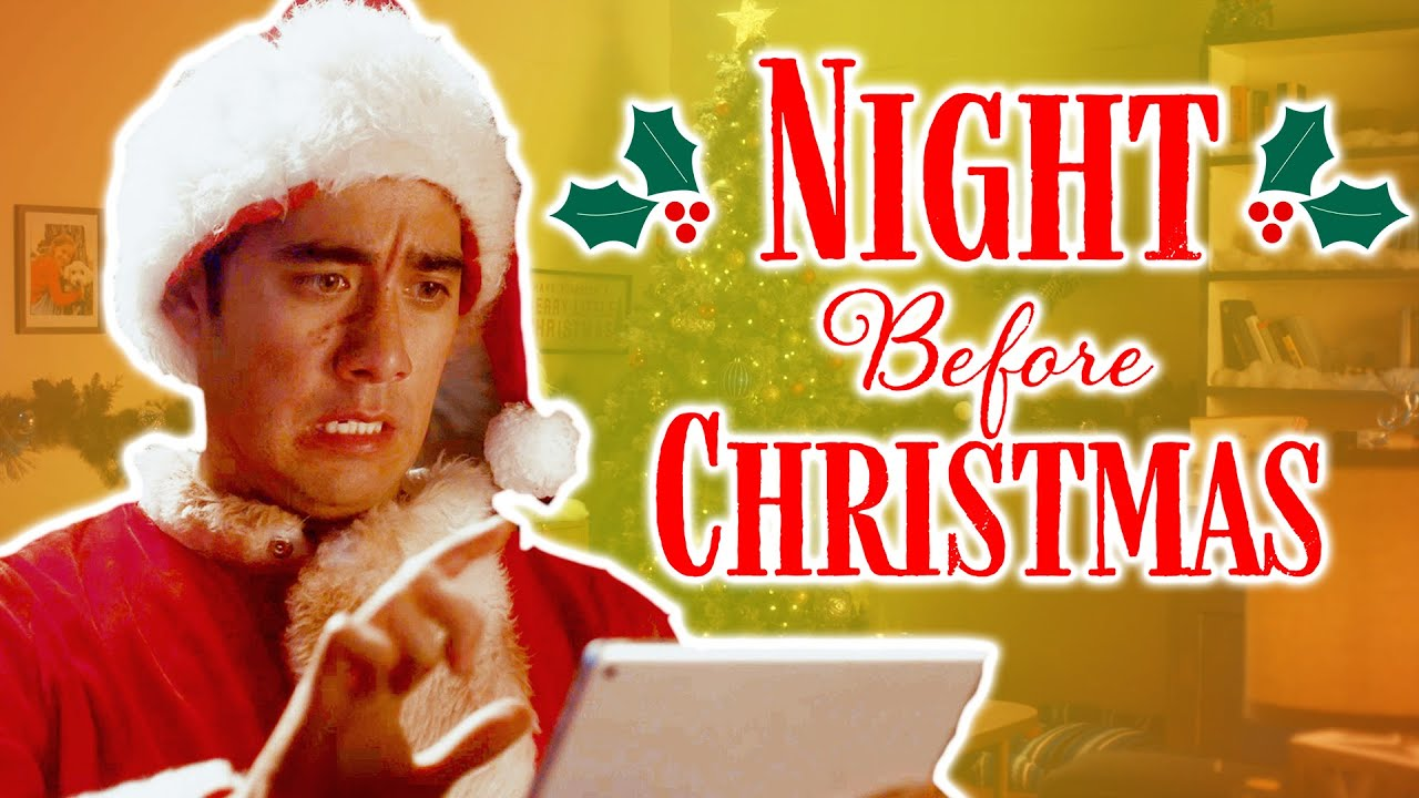 The Magical Night Before Christmas - Zach King Short Film