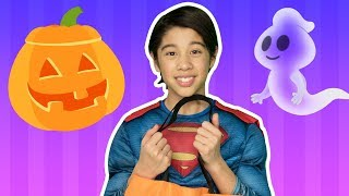 🔴 LIVE:  👻🎃Halloween Videos | Ghost Family & More | Mother Goose Club Nursery Rhymes