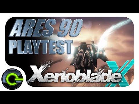 Xenoblade Chronicles X - Ares 90 (Primera toma de contacto)