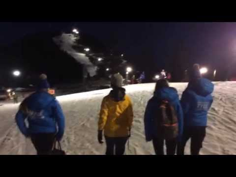 Canada Games TV Today - BC Ski Trio