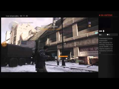 The Division Beta PS4