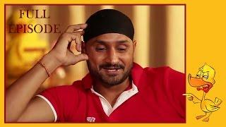 Harbhajan Singh Pranks Sourav Ganguly   Episode 3   What The Duck
