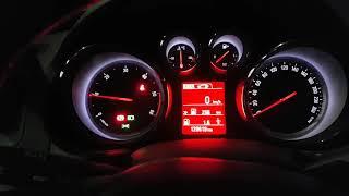 Vauxhall Insignia / Buick Regal Diesel DPF Regen Warning - PakVim