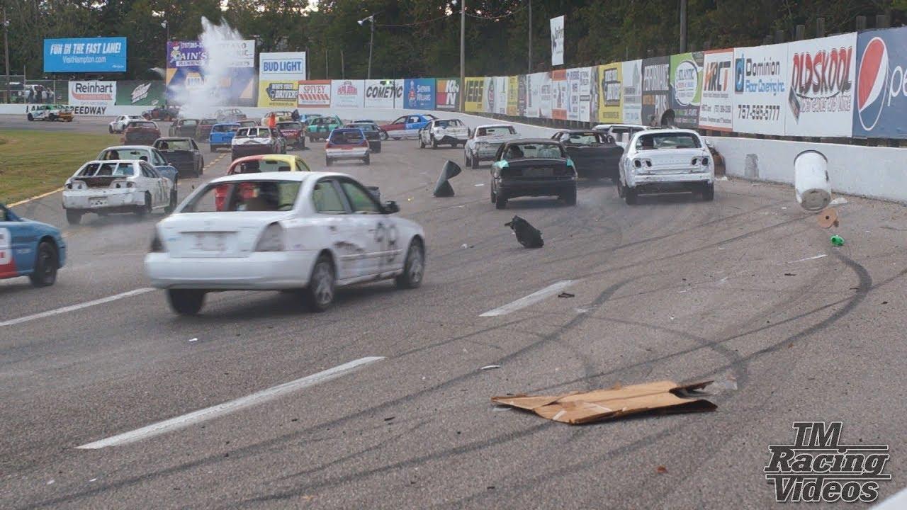 Day of Destruction Enduro - 10/28/17 - Langley Speedway