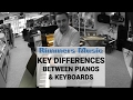 The Key Differences Between Pianos & Keyboards - Rimmers Music
