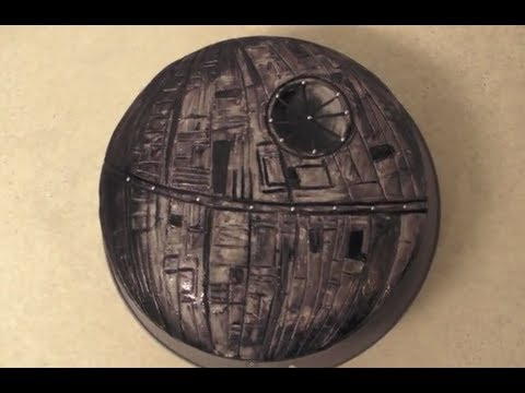 Death Star Cake - How to Make