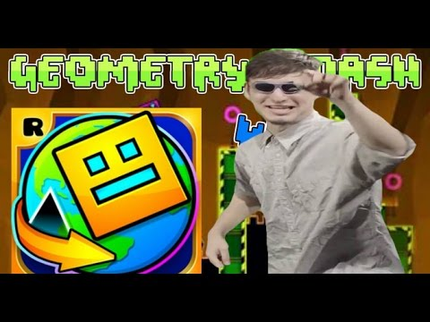 Geometry Dash World( All Skins unlocked & All levels completed + Easter eggs )