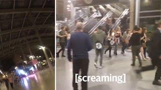 Manchester terror attack - through the camera lens