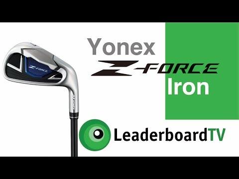 Product Focus: Trish Johnson Yonex Z Force Iron