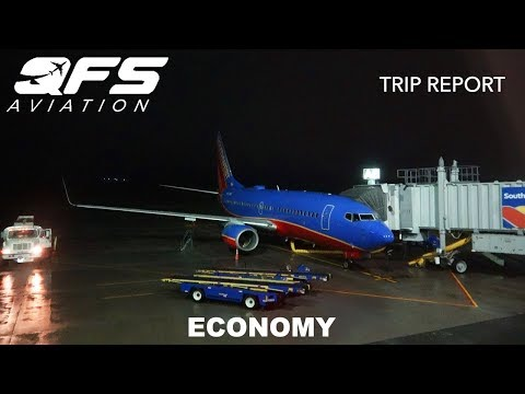 TRIP REPORT   Southwest Airlines - 737 700 - Islip (ISP) to Ft. Lauderdale (FLL)   Economy