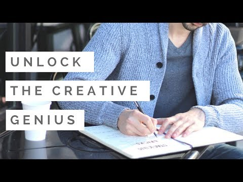 How to Unlock Your Inner Creative Genius (And Change Your Life)