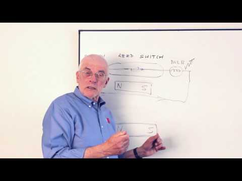 Introduction to Reed Switches, Magnets & Magnetic Fields