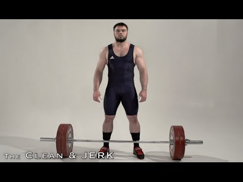 CLEAN & JERK / Olympic weightlifting