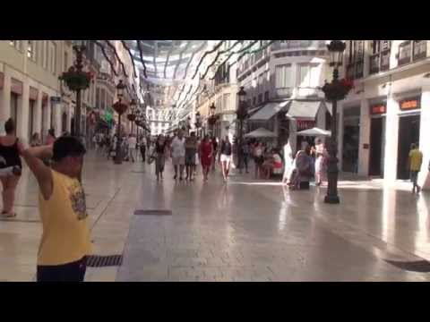 Malaga, Spain (pasyal-pasyal)