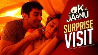 A surprise visit! | OK Jaanu | Aditya Roy Kapur | Shraddha Kapoor