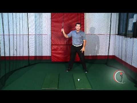 Hitting the Golf Ball Farther - Golf Tip from Professional Coach Adam Harrell
