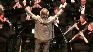 """Het Limburgs Fanfare Orkest speelt in het Munttheater te Weert tijdens """"LFO meets Johan de Meij"""" de toegift """"Second Waltz"""". Dirigenten: Juri Briat & Johan de Meij Componist: Dmitri Shostakvich"""