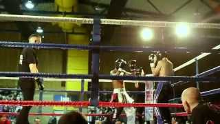 sparkaman full contact fight