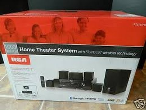 rca home theater system review
