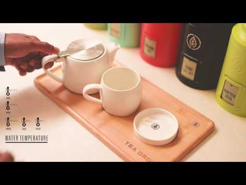 How to brew tea using loose leaf tea