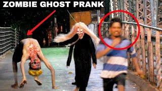 GHOST PRANK - INDIA'S REAL GHOST PRANK || MOUZ PRANK