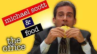 Michael Scott's Love of Food  - The Office US