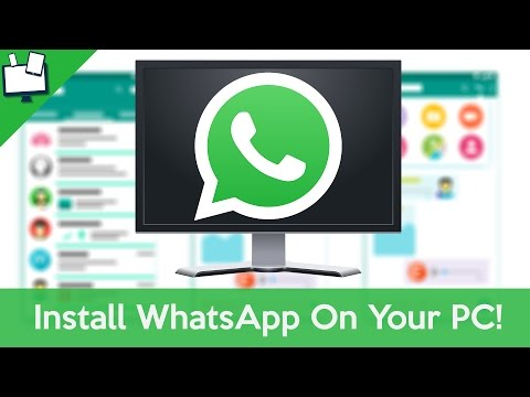 How to Install WhatsApp On Windows 10 Computer (really easy)