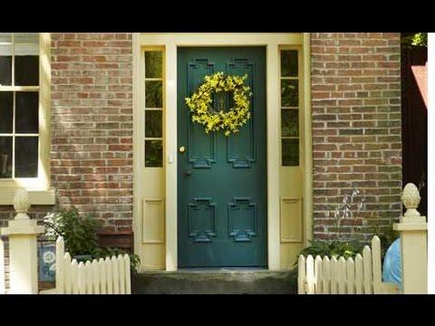 Foolproof Front Door Colors