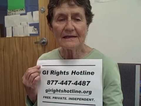 GI Rights Hotline: Medical Discharge
