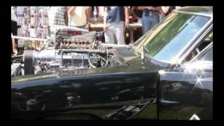 950 hp Dodge Charger; Original Vin Diesel Charger Fast and Furious