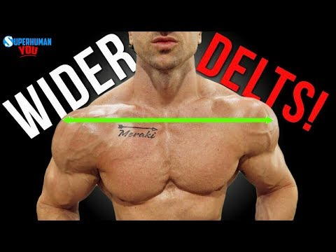 How To Get WIDER Shoulders FAST (3 SuperSets ATHLEAN-X Has Never Told YOU!)