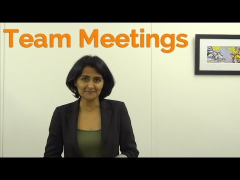 4 Key Elements to a Good Team Meeting - London ActionCOACH Business Coaching