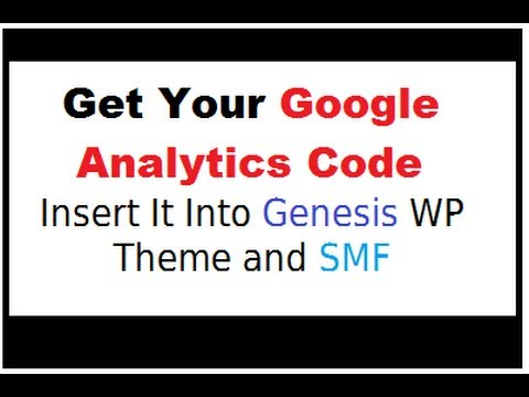 Find Google Analytics and install it into Wordpress and SMF
