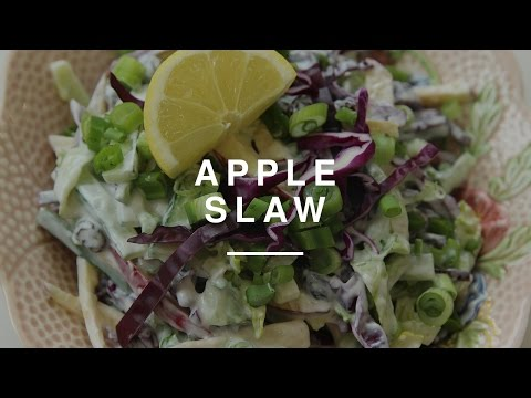 Apple Slaw | Wild Dish