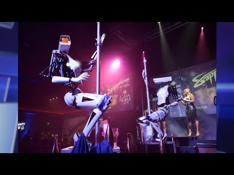 Stripper Robots Are Here