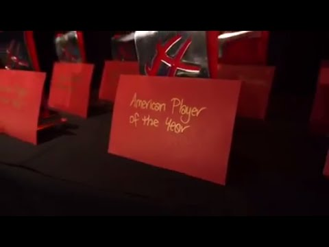 4th Annual American Poker Awards - Red Carpet Highligts by Drea Renee
