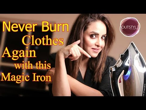 This Iron حديد Will Never Burn Your Clothes 👔👗 - Real Magic - 100% Guaranteed